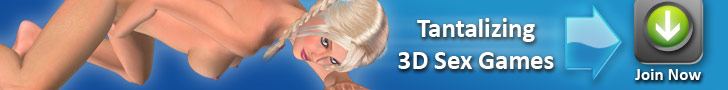 Virtual 3d sex games with interactive 3d porn